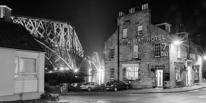 Ross G Strachan - The Albert Hotel