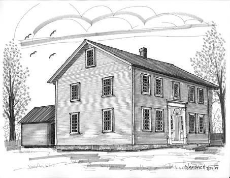 Richard Wambach - The Alexander Twilight House