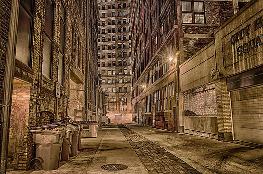 The Alley by Todd Heckert