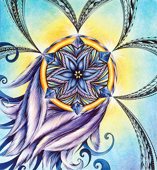 The Amethyst of Time by Andrea Carroll