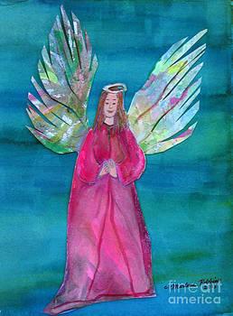 The Angel by Marlene Robbins