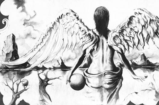 Ramunas Bruzas - The Angel