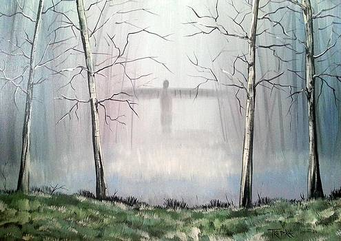 The Angel by Trudy Kepke