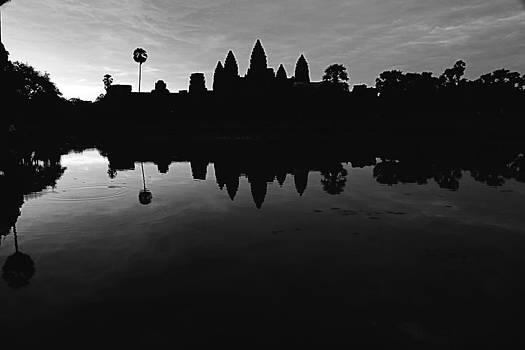 The Angkor Wat by Robin Cuervo