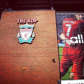 The Annfield, Liverpool #liverpool by Abdelrahman Alawwad