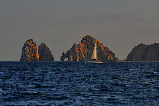 Christine Till - The Arch El Arco Cabo San Lucas