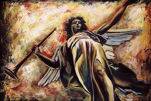 The Archangel Gabriel by Sheila Diemert