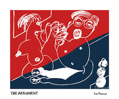 The Argument by Iris Posner
