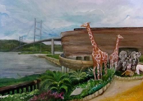 The Ark in Hong Kong by Maria Milazzo
