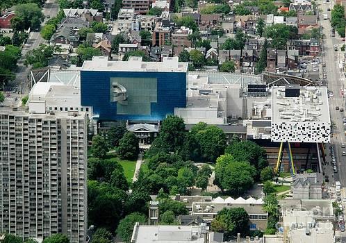 The Art Gallery of Ontario. Toronto 2014 by Ausra Huntington nee Paulauskaite