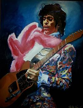 The ARTIST formerly known as by Willie Porter