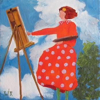 The Artist by Irit Bourla