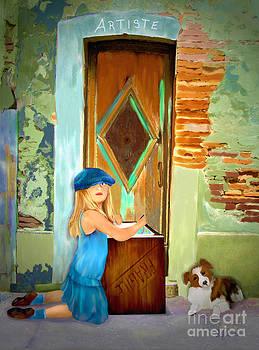 The Artiste by Sydne Archambault