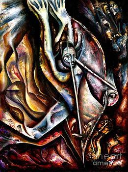 The artist's eye by Gabriela  Taylor