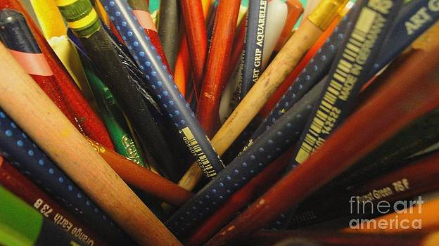 The Artist's Tools by Jackie Bodnar