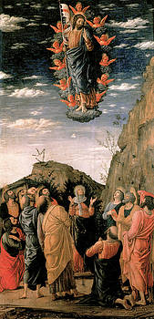 Andrea Mantegna - The Ascension