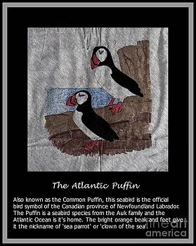 Barbara Griffin - The Atlantic Puffin