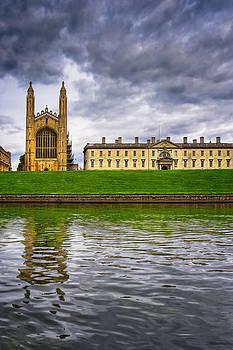 Mark Tisdale - The Backs - Kings College - Cambridge