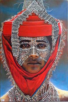 The Baiga by Dinesh  Dubey