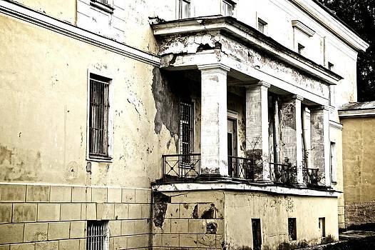 The balcony by Sergey Kireev