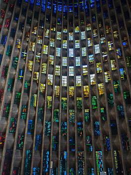 Stephen Barrie - The Baptistry Window