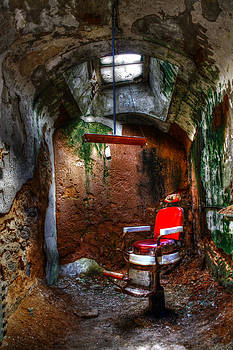 The Barber Chair by David Simons