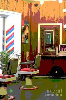 Sophie Vigneault - The Barber Shop
