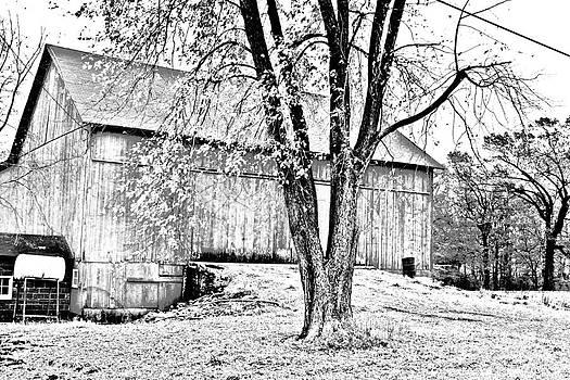 The Barn by Jay Nodianos