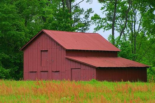 The Barn by Kelly Frye