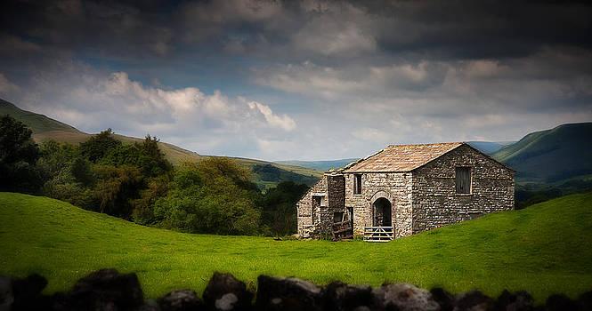 The Barn by Paul Davis