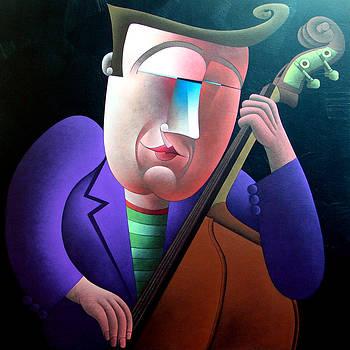 The Bass Man Improvisation by Lima Jr