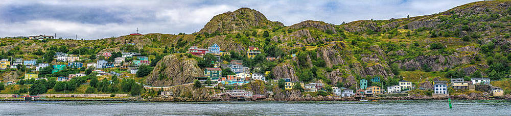 The Battery Panoramic by Gord Follett