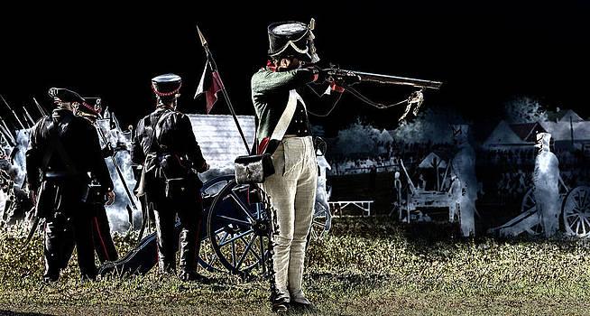 Thomas Schreiter - The Battle of Dennewitz - the shooter