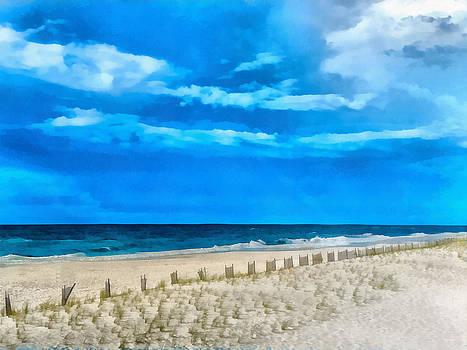 The Beach by CarolLMiller Photography