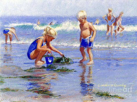 Candace Lovely - The Beach Pail