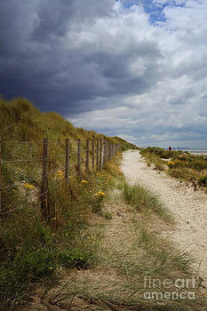 LHJB Photography - The beach path