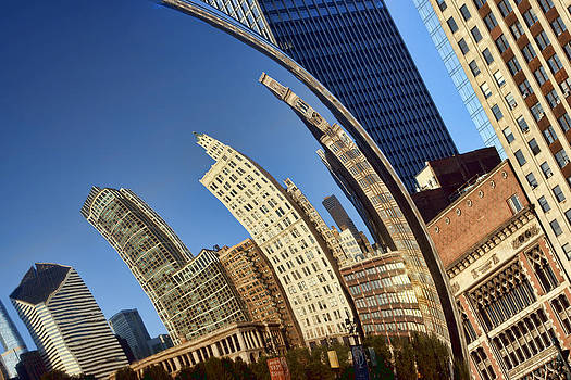 Nikolyn McDonald - The Bean - 1 - Cloud Gate - Chicago