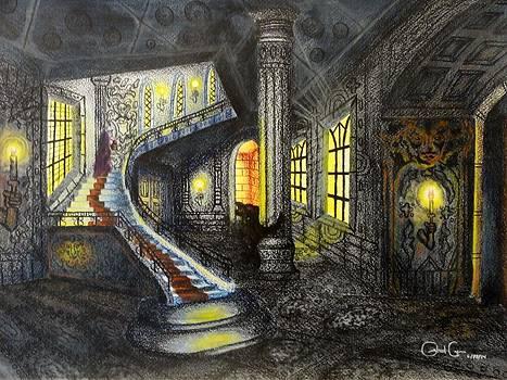 The Beast's Castle by Gabriel Cajina