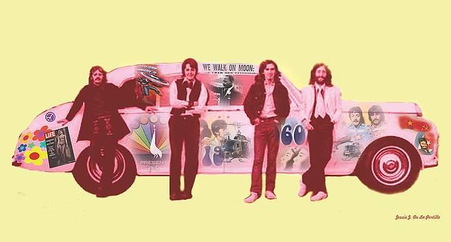 The Beatles and 60s by Jessie J De La Portillo