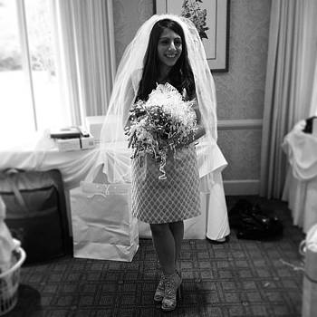 The Beautiful Bride To Be. 👰 by Caitlin Kunzle