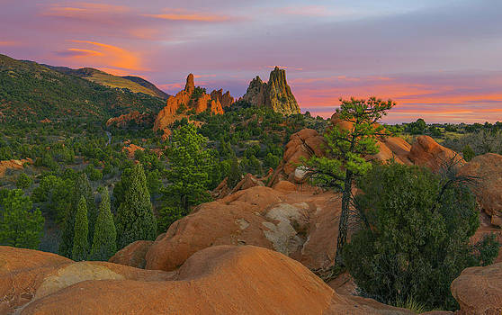 The Beauty Of A Sunrise by Tim Reaves
