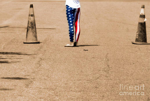 The Beauty of Flagging Down Cars by Steven Digman