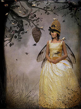 The Bee Charmer by Marie  Gale