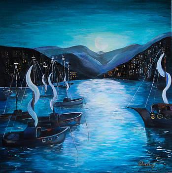 The Beginning by Helene Khoury Nassif