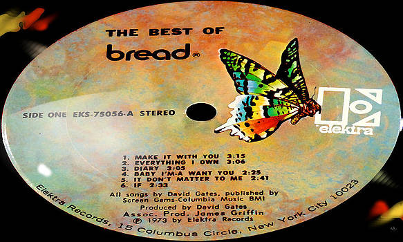 Marcello Cicchini - The Best of Bread Side 1