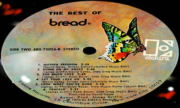 Marcello Cicchini - The Best of Bread Side 2