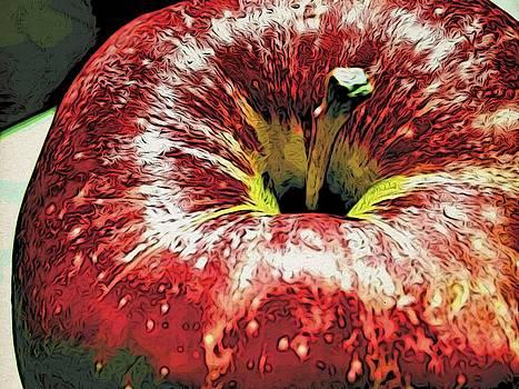 The Big Apple by Jacklyn Duryea Fraizer