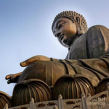 The Big Buddha by Ivan Cheung