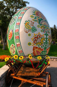 Matt Create - The Big Egg 3