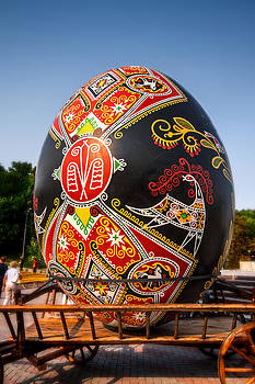 Matt Create - The Big Egg